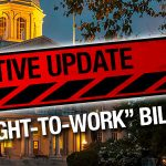 New Hampshire House Votes No for Right to Work Bill