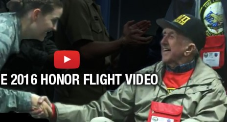 IBEW Local 104 Sponsors Honor Flight